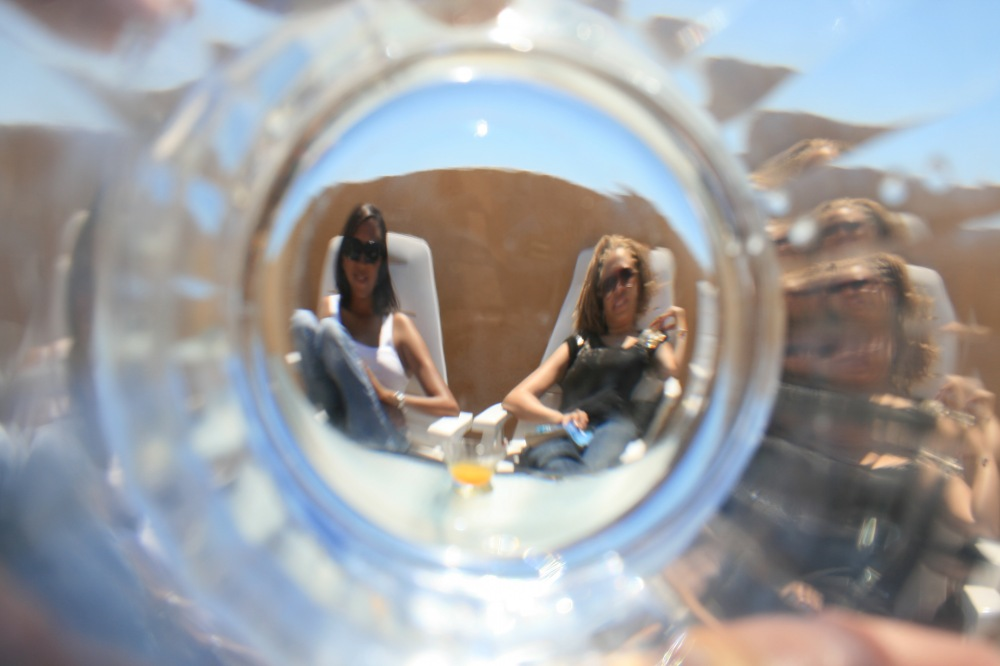 photoblog image Through the looking glass